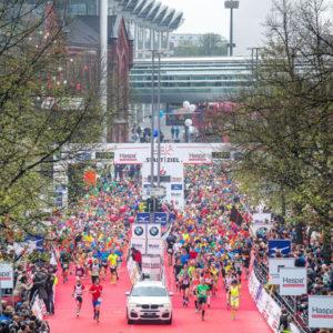 Maratón de Hamburgo 2015