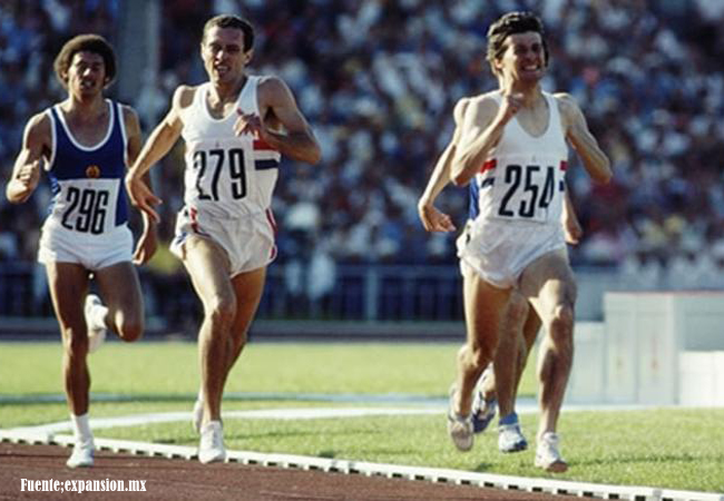Sebastian Coe Is One Of The Greatest Athletes That World Has Seen Run Born On September 29th 1956 In Chiswick London