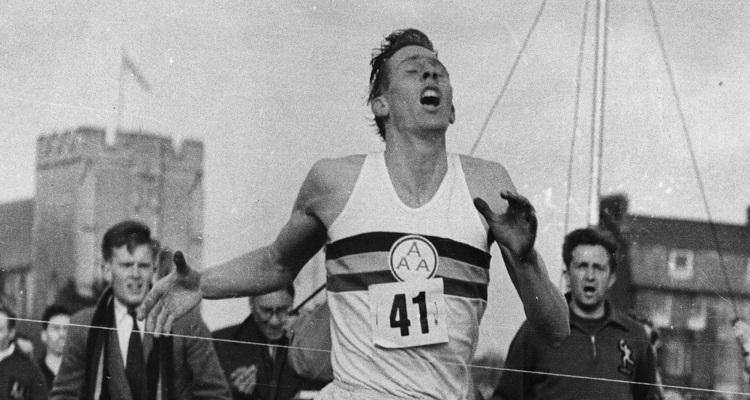 Roger Bannister Un Ejemplo De Como Entrenar La Mente Para Correr Marathon Ranking