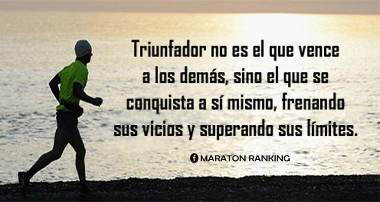 Las 20 Mejores Frases Motivadoras Publicadas Marathon Ranking