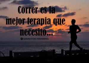 marathonranking correr es la mejor terapia