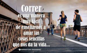 marathonranking correr es una manera muy facil